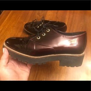 Shelleys London Patent Leather Brogues